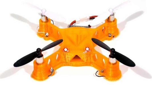 Gedruckte Drohnen dank Silbertinte