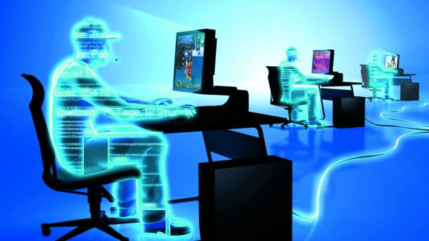 Datenschutz, Netzwerk, Sicherheit