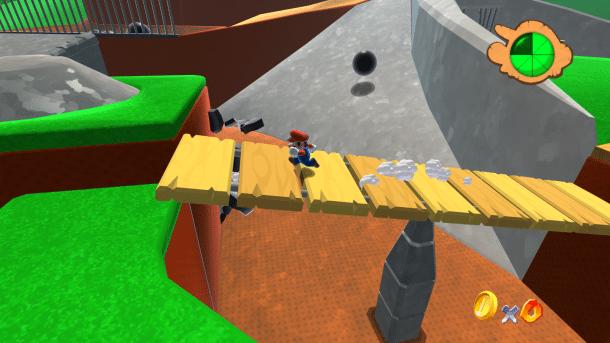 Unity Super Mario 64 Hd Im Browser Spielen Heise Online