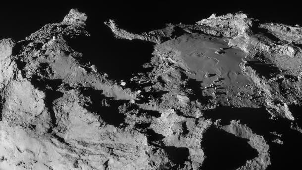 ESA-Sonde Rosetta: Orientierungsprobleme bei Kometen-Annäherung