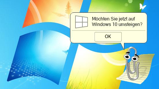 Windows-Update installiert Downloader
