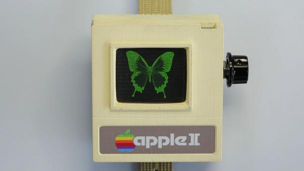 Retro Computing: Apple II statt Apple Watch