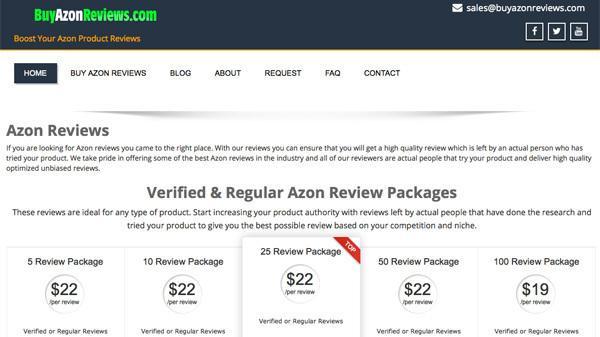 Amazon klagt gegen gekaufte Bewertungen