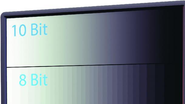 Bitte 10 Bit: Apple sperrt sich gegen 10-Bit-Farbwiedergabe