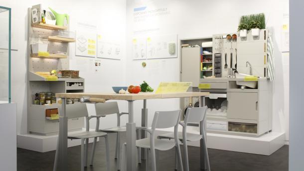 Ikeas Vision Fur Die Kuche Der Zukunft Heise Online