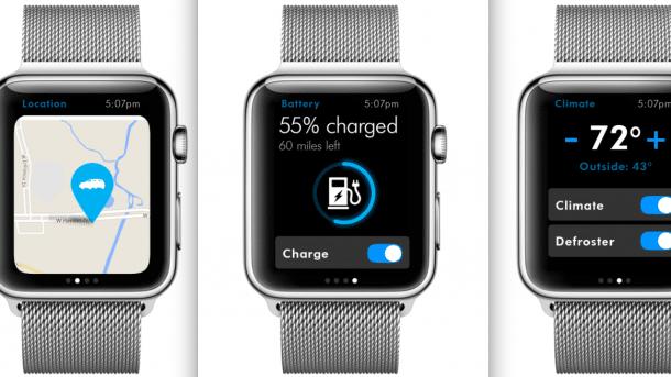 VW: Apple Watch steuert vernetzte Fahrzeugfunktionen