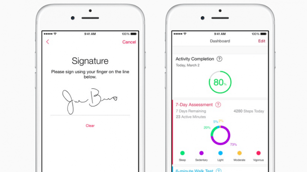 Apples ResearchKit: Angeblich auch DNA-Tests geplant