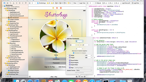 Xcode 6.3.2 bald fertig
