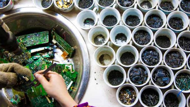 Milliarden mit illegalem Elektroschrott: UN fordern Gegenmaßnahmen