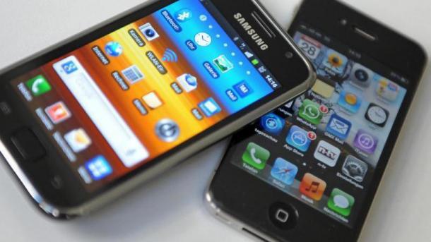 Patentprozess von Apple und Samsung