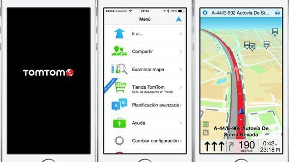 Kartendienst: TomTom weiter Partner von Apple