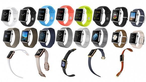 Apple-Watch-Armbänder erstmals in Apple-Läden