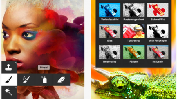 Adobe killt Photoshop Touch