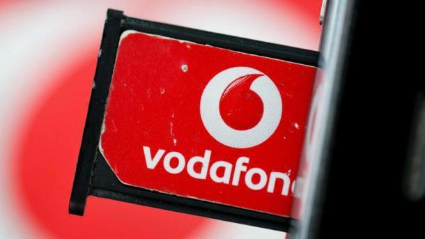 SIM-Karte von Vodafone