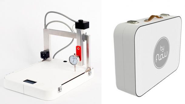Crowdfunding: Portable 3D-Drucker bei Kickstarter