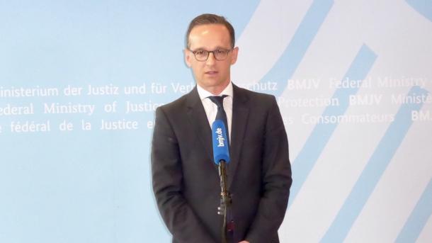 """Justizminister: Vorratsdatenspeicherung """"hält Urteilen der Gerichte stand"""""""