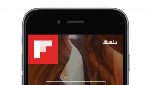 Twitter, Google & Yahoo an Flipboard interessiert