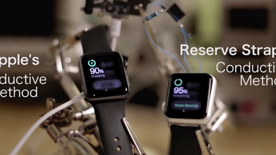 Apple Watch: Video zeigt Ladevorgang über versteckten Anschluss