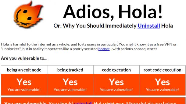 Proxy test windows