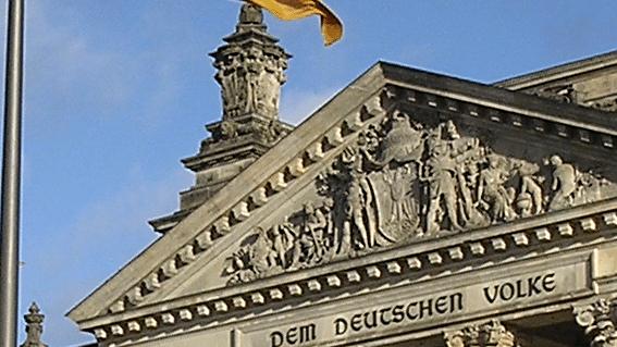 Bundestag außen