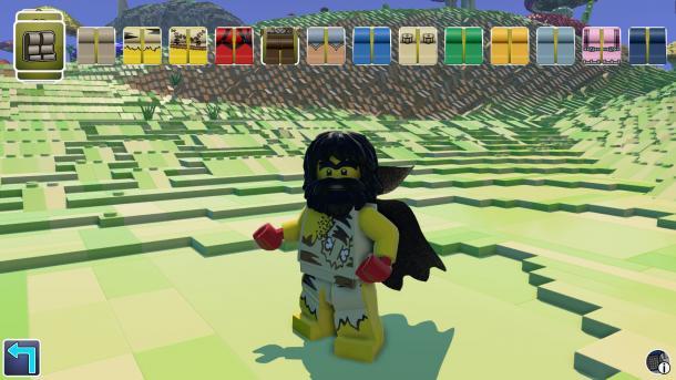 Das BauklotzImperium Schlägt Zurück Mit Lego Worlds Gegen - Minecraft zug spiele