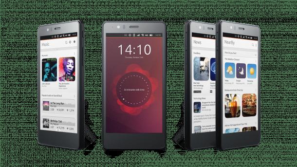 Aquaris E5 HD: BQ präsentiert zweites Ubuntu-Smartphone