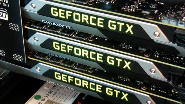 Computex: Grafikkarte GeForce GTX 980 Ti