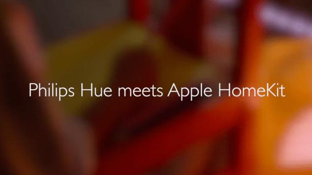Philips stellt HomeKit-Unterstützung für Hue-Lampen in Aussicht