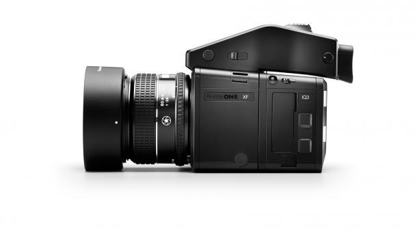 Phase One: Neue digitales Mittelformatkamera, neue Objektive, neue Rückteile