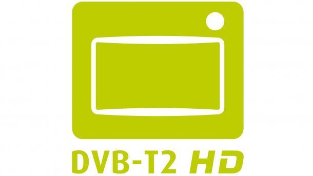 DVB-T2: Nur echt mit Logo