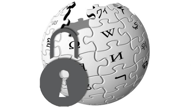 Wikipedia macht verschlüsselte Verbindung zum Standard
