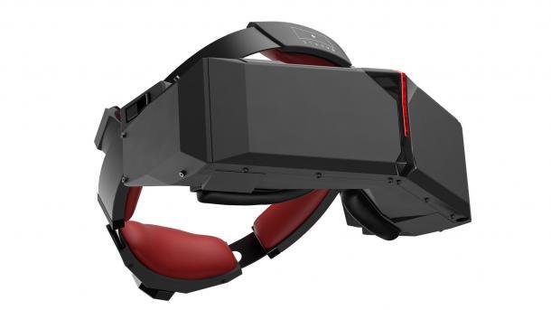StarVR: Virtual-Reality-Brille mit 5K-Auflösung