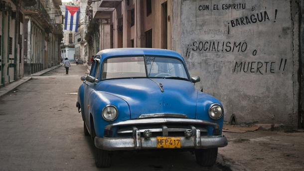 Öffentliche WLAN-Hotspots in Kuba