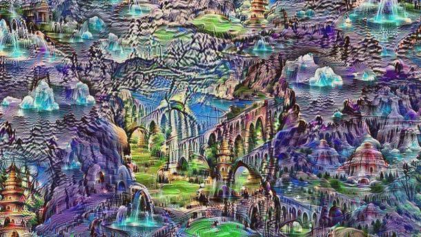 Wenn neuronale Netze träumen