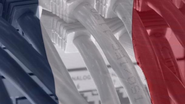 Frankreich Datenüberwachung