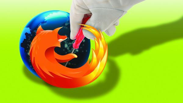 Firefox Reparatur