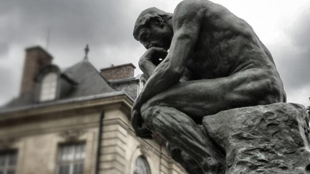 Der Denker, Rodin