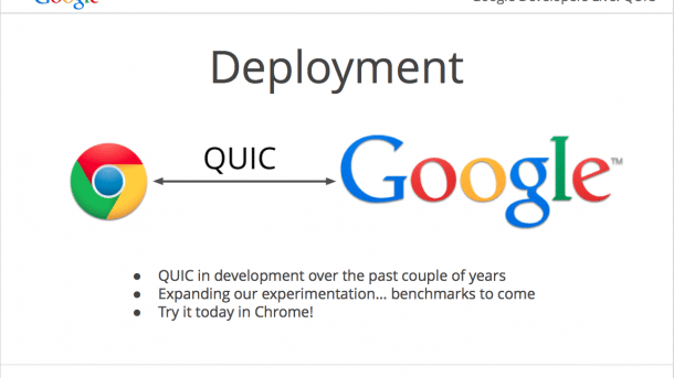 Google - Quic
