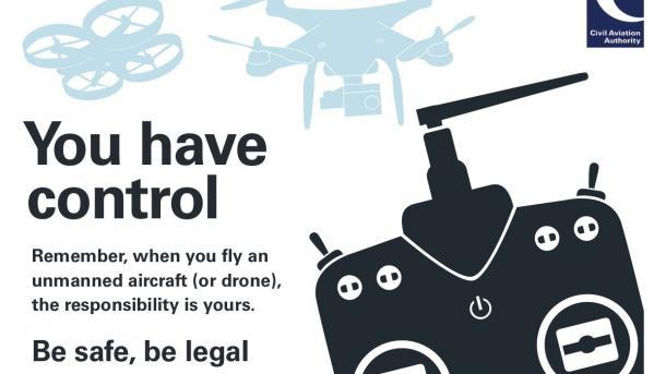 Safety-Guide für Drohnen-Besitzer