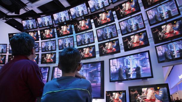 TV, Fernsehen