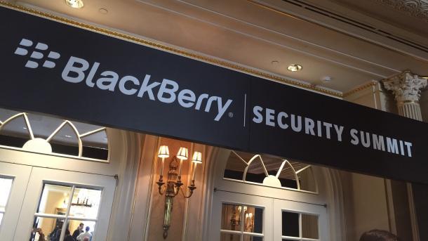 BlackBerry - Security Summit