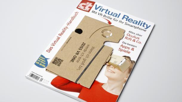 Cardboard Vr Brille Basteln : C t wissen virtual reality mit vr brille ab sofort erhältlich
