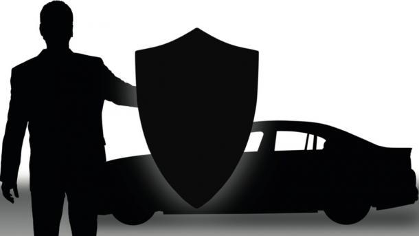 Auto-Schutzschild