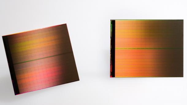 3D XPoint-Speicherchips von Intel und Micron