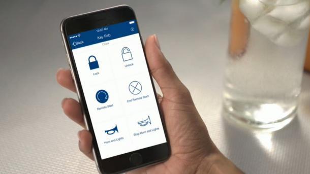 OnStar-App - General Motors