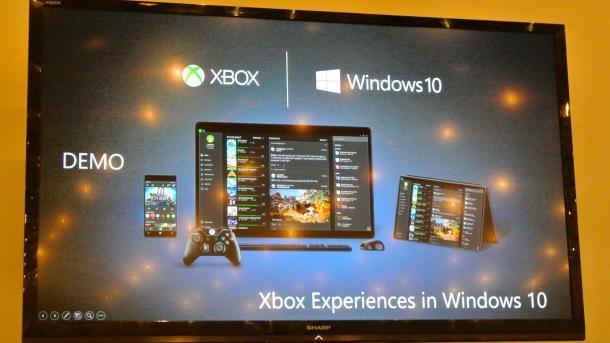 XBox Experiences in Windows 10
