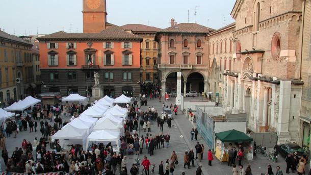 Piazza del Duomo, Reggio Emilia