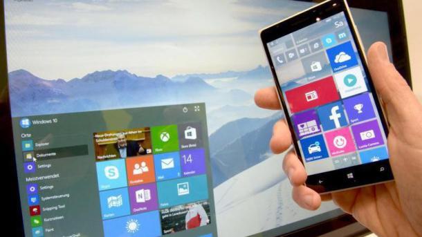Windows Phone und Windows Desktop