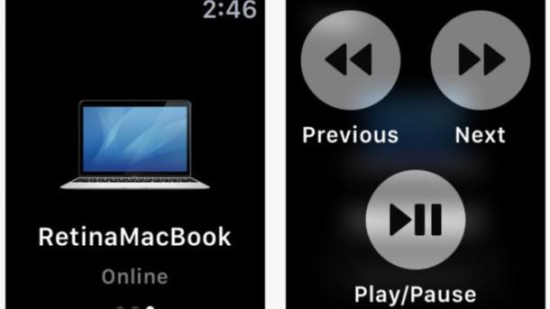 Fernwartung: Paralles Access per Apple Watch bedienbar