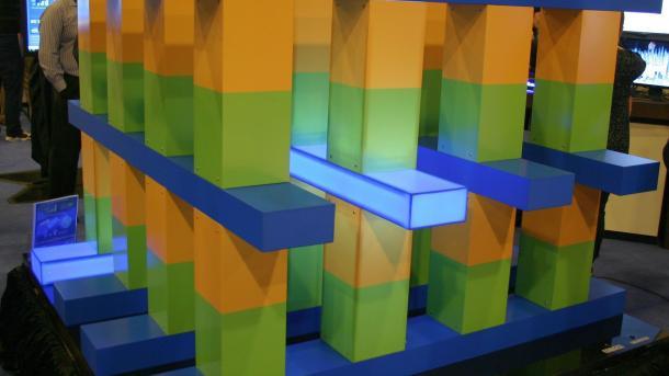 IDF 2015: 3D XPoint halb so teuer wie DDR4